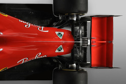 Ferrari SF71H achterkant detail
