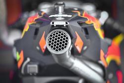 KTM MotoGP motosikleti detay