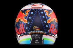 Шлем пилота Red Bull Racing Даниэля Риккардо