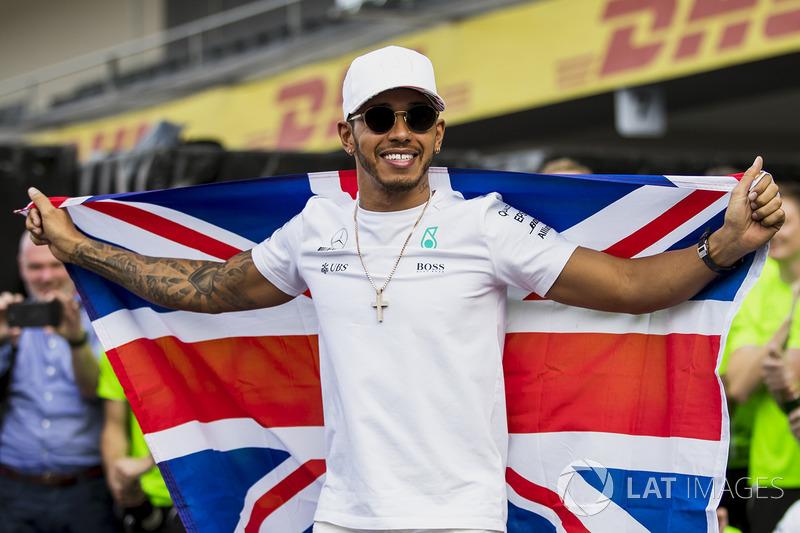 Formel 1: Lewis Hamilton (Großbritannien)