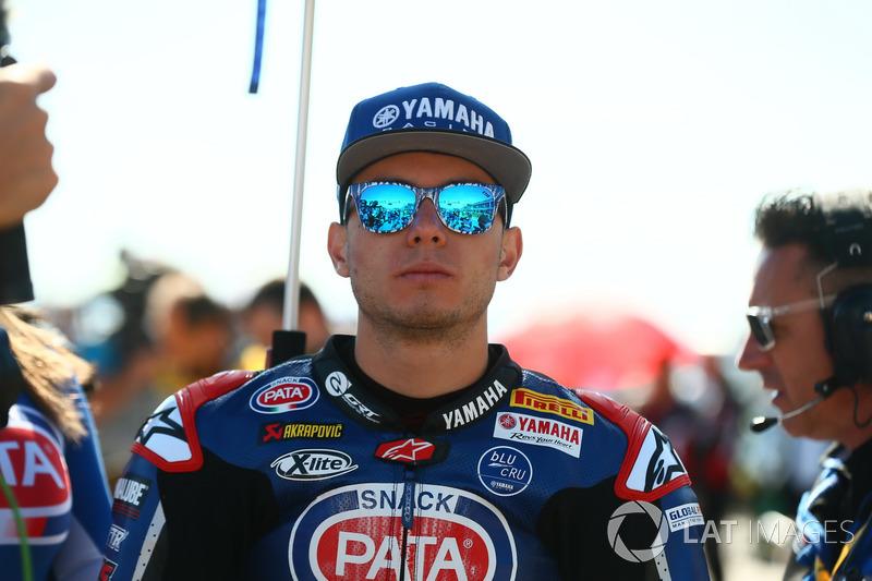 Federico Caricasulo, GRT Yamaha Official WorldSSP Team