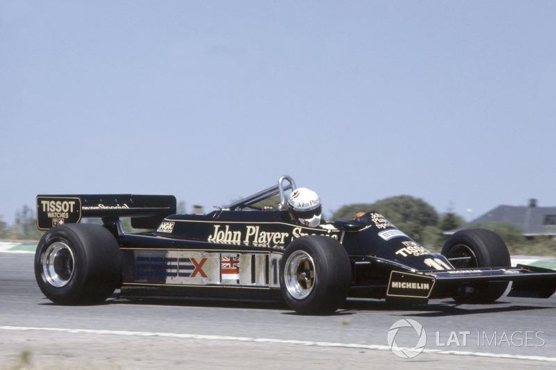 1981. Lotus 87 Ford