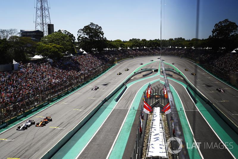 Massa passa Alonso na relargada