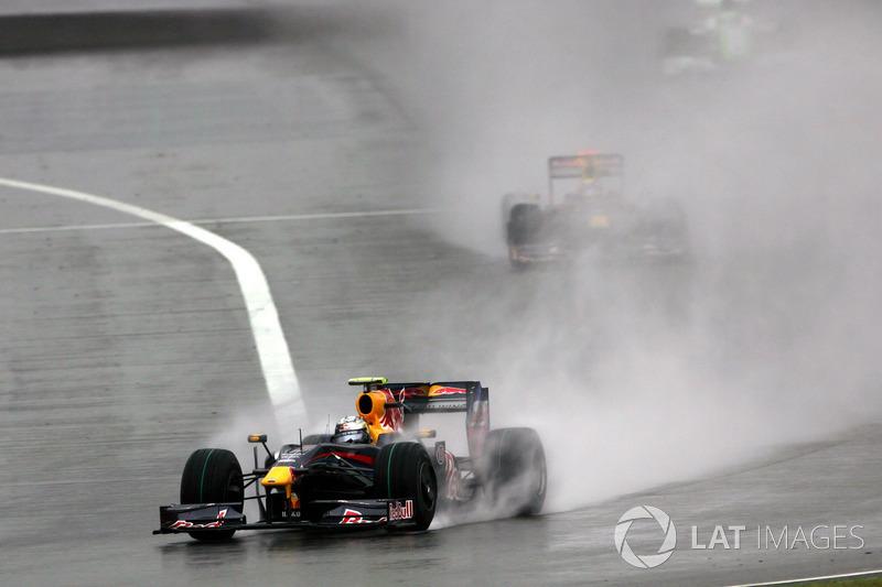 2009. Переможець: Себастьян Феттель, Red Bull