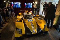 Racing Team Nederland, Dallara P217 Gibson