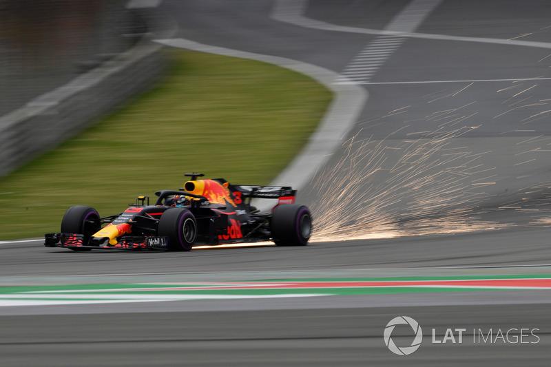 9. Daniel Ricciardo, Red Bull Racing RB14