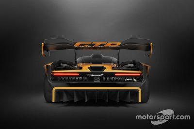Презентация McLaren Senna GTR Concept