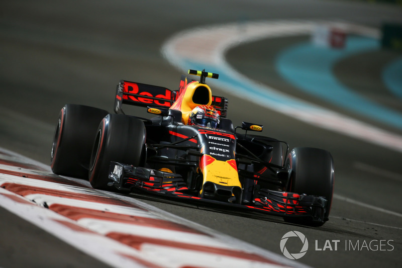 2017 : Red Bull RB13