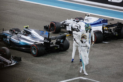 at Formula One World Championship, Rd20, Abu Dhabi Grand Prix, Race, Yas Marina Circuit, Abu Dhabi, UAE, Sunday 26 November 2017.