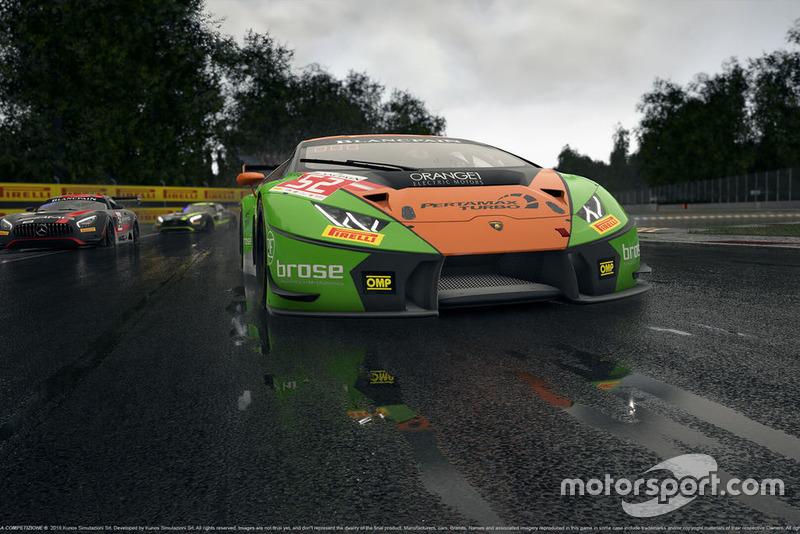 Screenshot Assetto Corsa Competizione