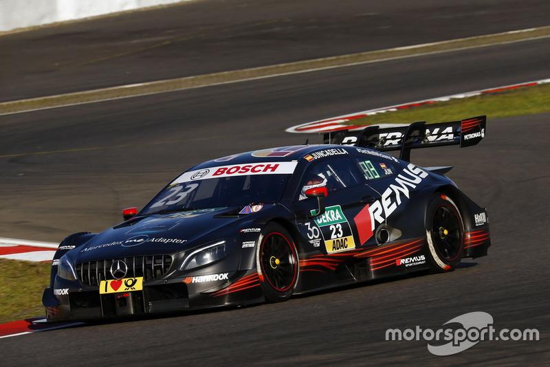15. Daniel Juncadella, Mercedes-AMG Team HWA, Mercedes-AMG C63 DTM