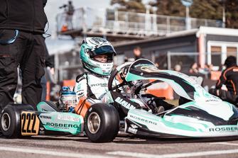 Taylor Barnard, Rosberg Racing Academy