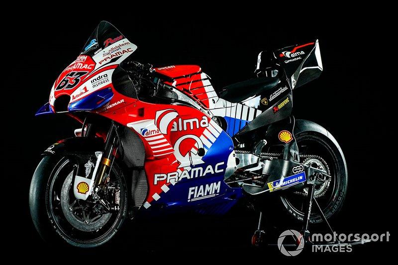 Pramac Racing bike