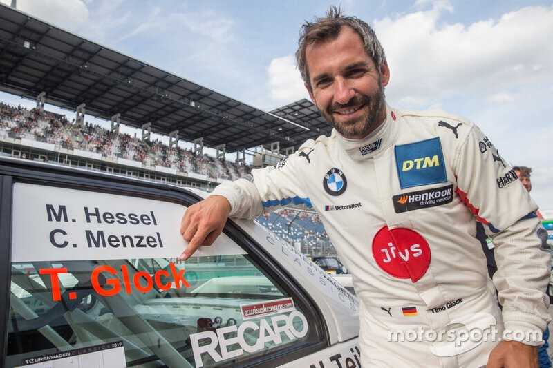 Timo Glock, BMW Team RMG with BMW E30 DTM