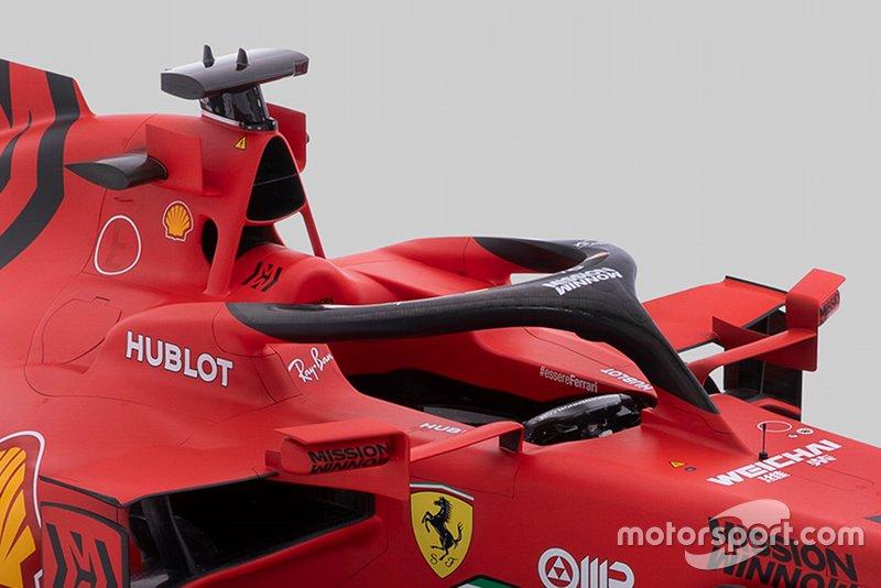 Ferrari Dalla Sf1000 è Sparito Lo Sponsor Weichai