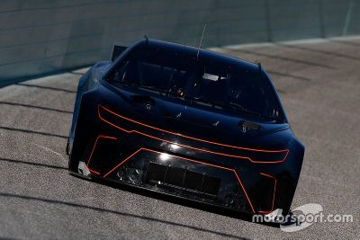 Nascar Next Gen Homestead test