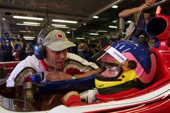 Jacques Villeneuve, BAR 01 Supertec