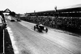 Felice Nazzaro, Fiat 804, Ernest Friderich, Bugatti 30, Clive Gallop, Aston Martin GP