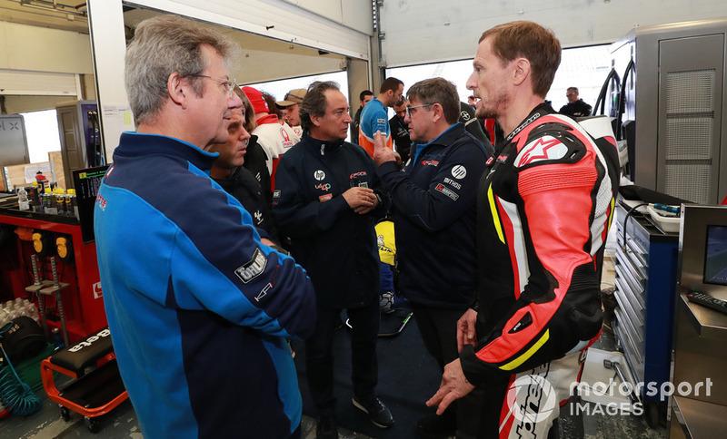 Сете Жібернау, Pons Racing