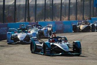 Mitch Evans, Jaguar Racing, Jaguar I-Type 3, Tom Dillmann, NIO Formula E Team, NIO Sport 004, Maximilian Günther, Dragon Racing, Penske EV-3