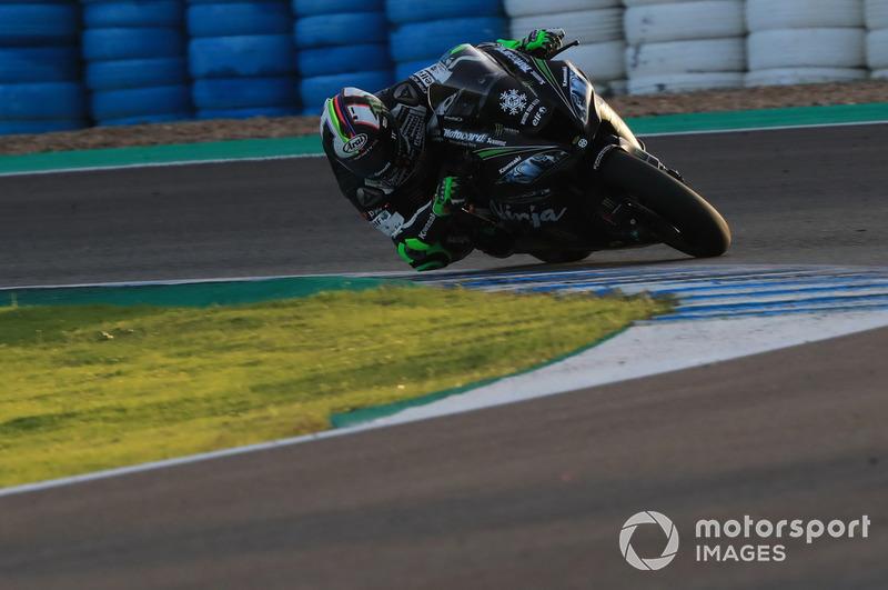 Leon Haslam ( Kawasaki Racing)