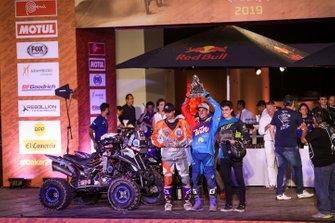 Подіум: Drag'On Rally Team: НІколас Кавільяссо