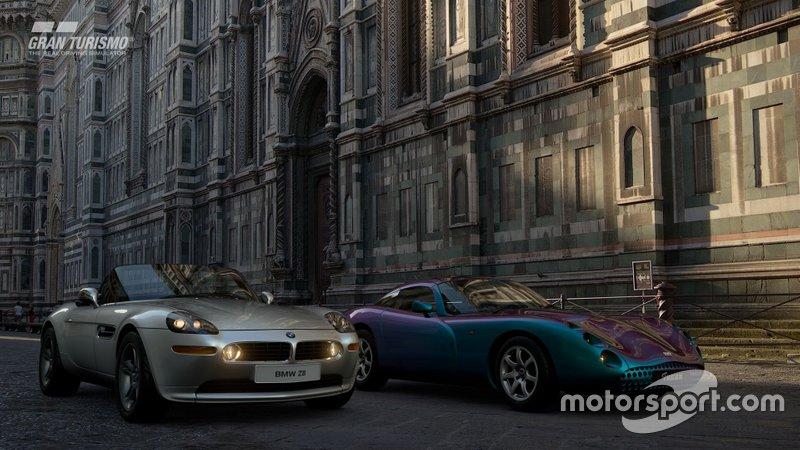 Screenshot Gran Turismo Sport