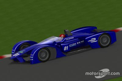 Proposition de châssis TEOS de Formule E