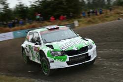 Maciek Szczepaniak, Hubert Ptaszek, Ford Fiesta R5, THE PTOCK