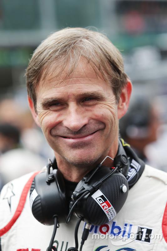 Pascal Vasselon, Toyota Hybrid Racing Technical Director