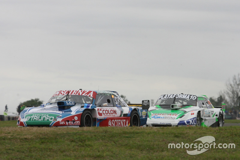 Matias Jalaf, CAR Racing Torino, Santiago Mangoni, Laboritto Jrs Torino