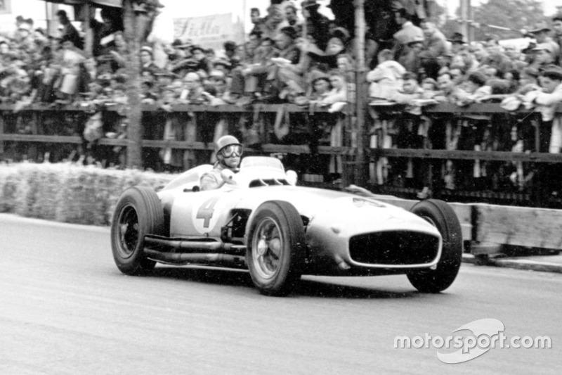 1954 - Juan Manuel Fangio, Mercedes-Benz