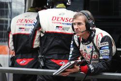 Паскаль Вассело, технический директор Toyota Racing