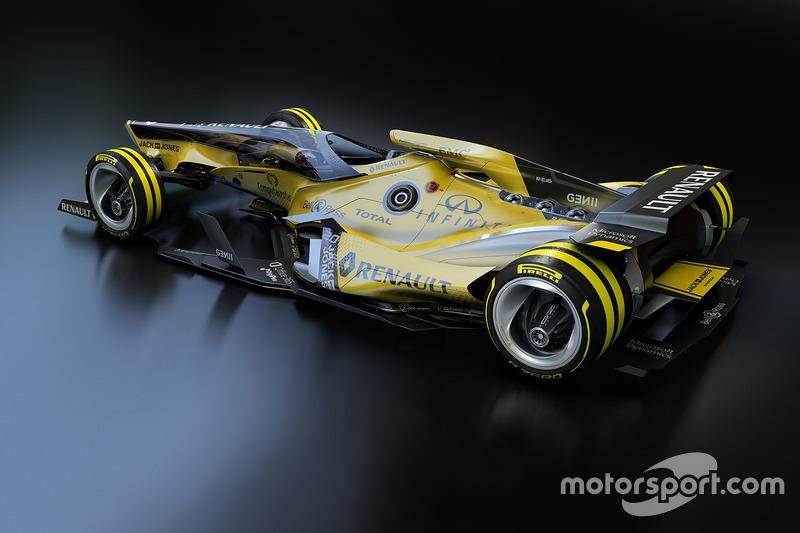 Designstudie voor Renault