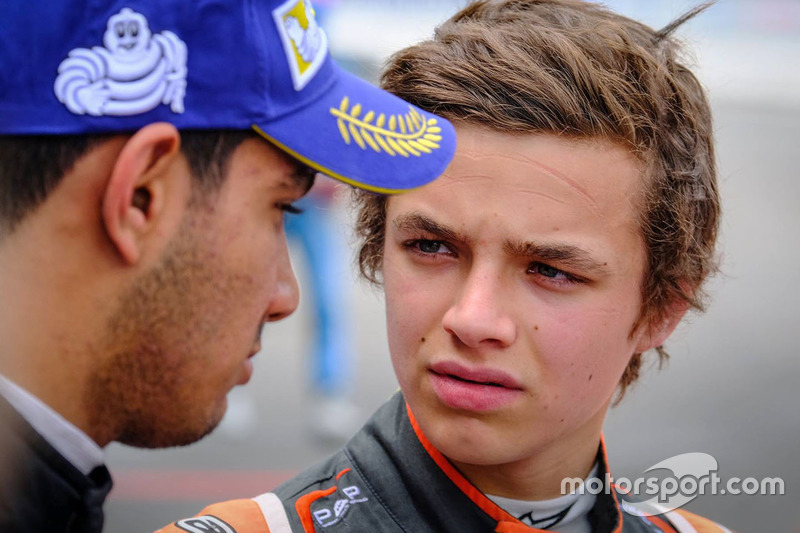 Lando Norris, Josef Kaufmann Racing und Jehan Daruvala, Josef Kaufmann Racing