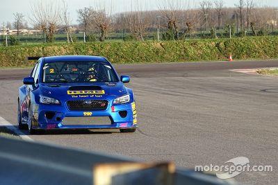 Subaru-Test in Cremona, Februar