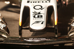Sahara Force India VJM10, nose detail