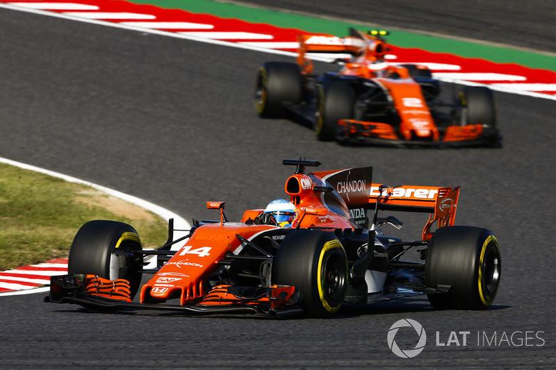 Situação de Alonso: ainda em aberto