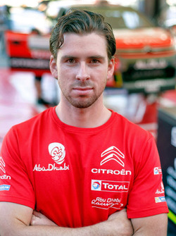 Anders Jäger, Citroën C3 WRC, Citroën World Rally Team