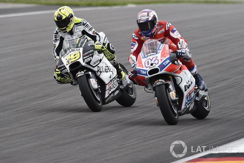 7. Álvaro Bautista (Aspar Ducati)