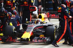 Пит-стоп: Даниэль Риккардо, Red Bull Racing RB13