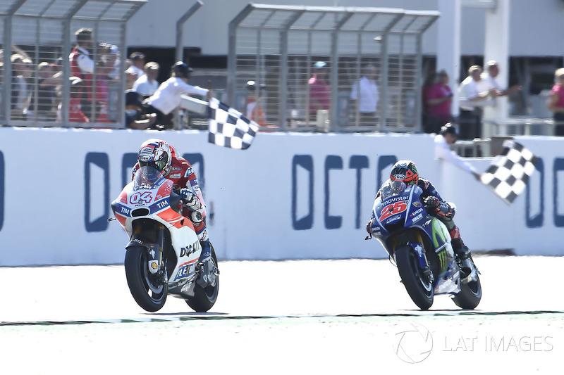 4. Переможець Гран Прі Великої Британції 2017 року: Андреа Довіціозо, Ducati Team