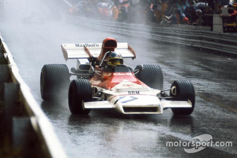 Жан-П'єр Бельтуаз (BRM) - Монако, 1972