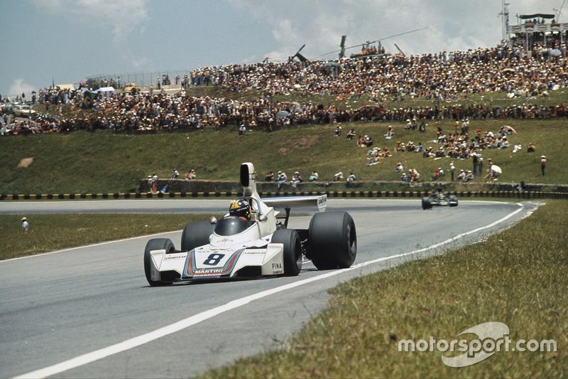 Карлос Пасе, Brabham – Гран При Бразилии 1975 года