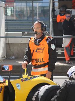 Dario Pergolini, pits