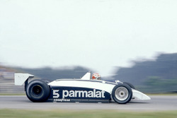 Nelson Piquet, Brabham BT49-Ford Cosworth