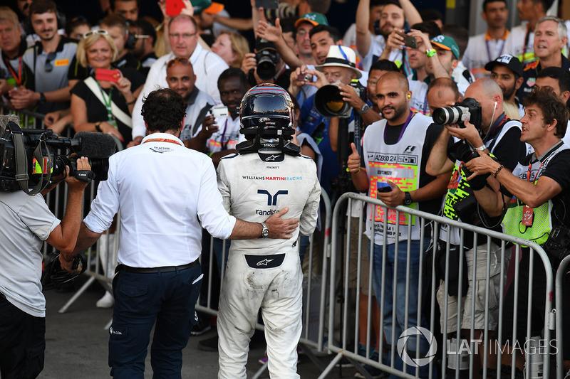 Lance Stroll, Williams, Matteo Bonciani, FIA