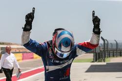 Race winner Egor Orudzhev, SMP Racing by AVF