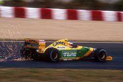 Michael Schumacher, Benetton B192 Ford