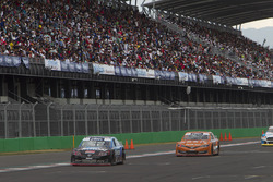 Rogelio López, Alpha Racing y Abraham Calderón Dem Racing